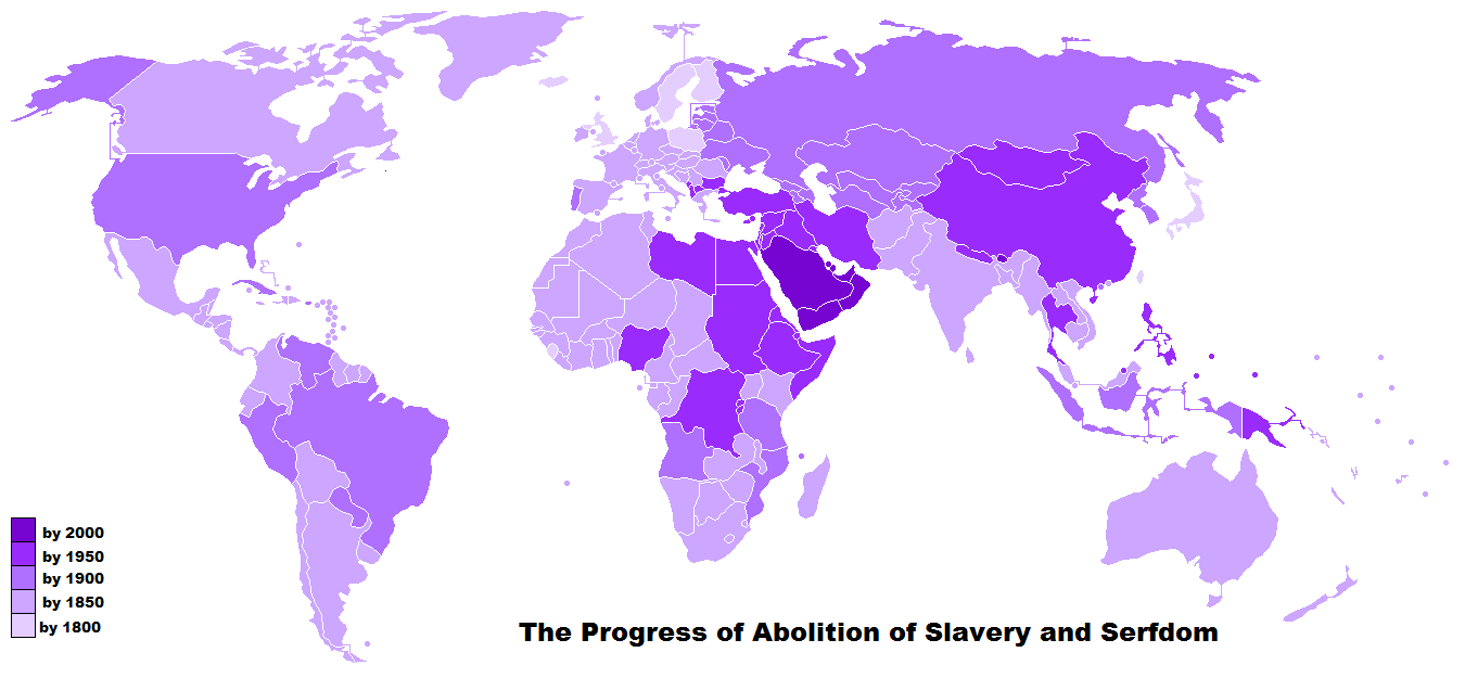 the change from servitude to slavery - plan of the investigation how did the black african indentured servants transition into slaves and how did this radical shift lay the ground work for slavery as the how the outlook on black africans within the pioneer society change starting from 1661, is the central question this internal assessment will focus on.
