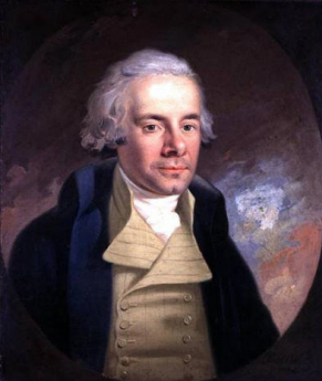 William Wilberforce parliamentary leader of abolition